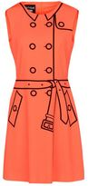 Moschino Boutique Short Dress