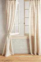 Anthropologie Handloom-Woven Curtain