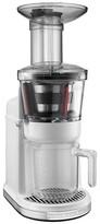 KitchenAid Maximum Extraction Juicer (slow juicer)- KVJ0111