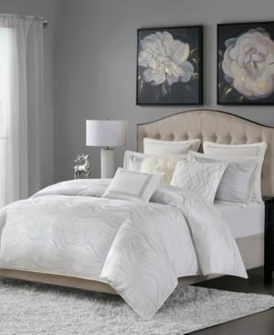 JLA Home Madison Park Signature Hollywood Glam King 9 Piece Comforter Set Bedding