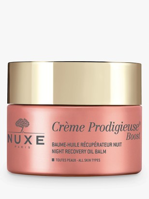 Nuxe Creme Prodigieux Boost Night Recovery Oil Balm, 50g