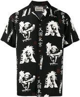 Wacko Maria Lee Perry short sleeve shirt