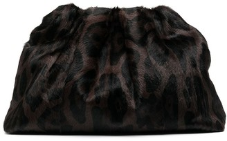 Simonetta Ravizza Animal Print Clutch Bag