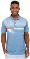 Puma Short Sleeve Surface Stripe Polo