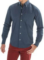 Barbour Country Gingham Shirt - Long Sleeve (For Men)