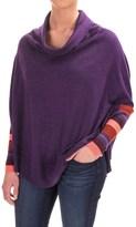 Smartwool Nokoni Stripe Poncho - Merino Wool (For Women)