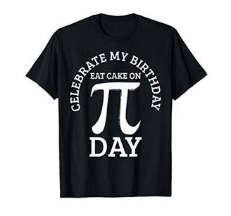 Pi Birthday Math Day T-Shirt