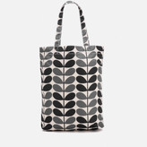 Orla Kiely Women's Foldaway Tote Bag - Storm