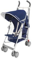Maclaren Globetrotter Stroller in Medieval Blue/White