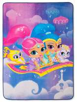 Nickelodeon Shimmer and Shine Bed Blanket (Twin