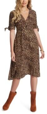 Jessica Simpson Cecilia Printed Midi Dress