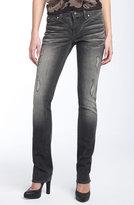 Paige Premium Denim 'Skyline Drive' Skinny Stretch Jeans (Friction Wash)