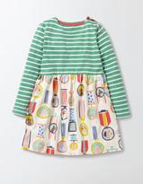 Boden Hotchpotch Jersey Dress
