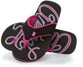 Animal Swish Logo Flip Flops