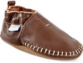 Robeez Baby Boys' Classic Moccasin Shoes