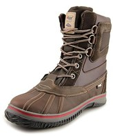 Pajar Tuscan Men Round Toe Synthetic Snow Boot.