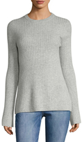 Cashmere Ribbed Tunic
