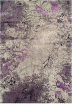 "Dalyn Closeout! Modern Abstracts Terrene Orchid 5'3"" x 7'7"" Area Rug"
