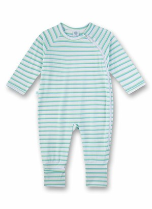 Sanetta Baby Boys' Overall Footies