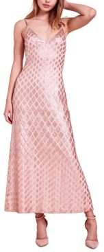 SHO Diamond Sequin Gown