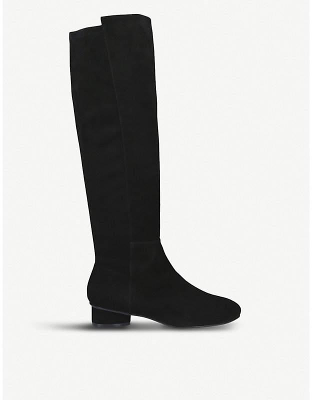 bbd35af7f6b8c Round Toe Knee High Boots - ShopStyle UK