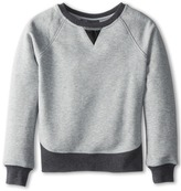 Vince Kids French Terry Sweat Shirt (Big Kids)