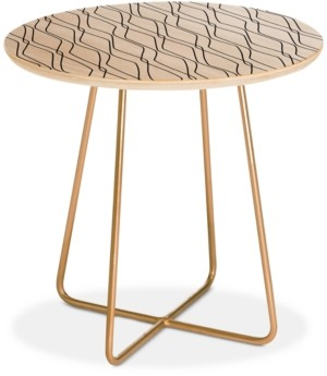 Deny Designs Heather Dutton Fuge Round Side Table