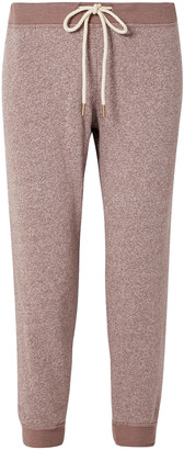 The Great The Cropped Jersey Track Pants