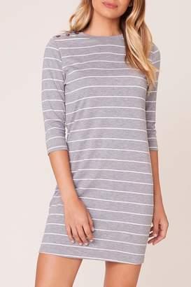 BB Dakota Stripe Tee Dress
