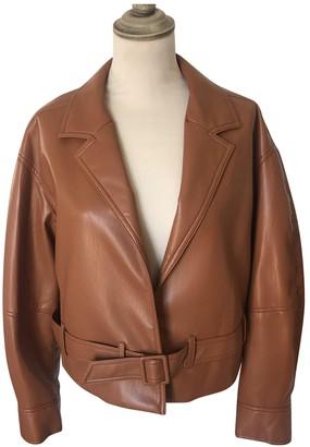 Jonathan Simkhai Other Polyester Leather jackets