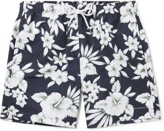 NN07 Jules Slim-Fit Printed Swim Shorts