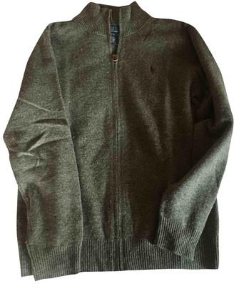 Polo Ralph Lauren Green Wool Knitwear & Sweatshirts