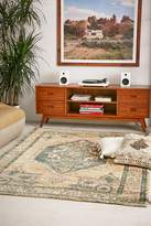 Urban Outfitters Jasmine Woven Tufted Wool Rug