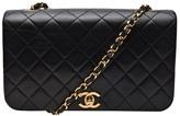 Chanel Vintage QUILTED FLAP SHOULDER BAG