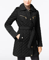 MICHAEL Michael Kors Quilted Trench Coat