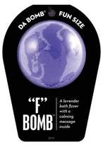 """Da Bomb Bath Fizzers """"F"""" Bomb Bath Soak"""