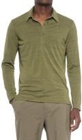 Sierra Designs Pack Polo Shirt - Long Sleeve (For Men)