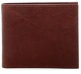 Boconi Boris Slimfold Leather Wallet