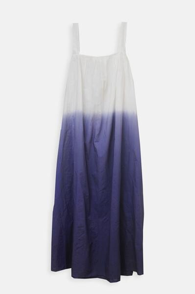 Thumbnail for your product : Hartford Ecru Dip Dyed Ink Rosa Dress - 1
