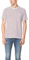 Club Monaco Large Stripe Tee