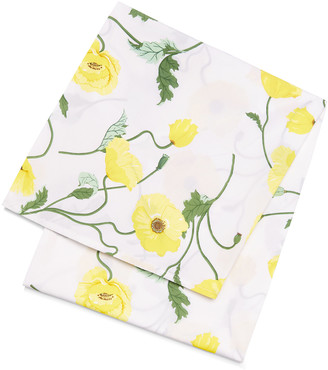 Tory Burch Home Poppy Round Tablecloth