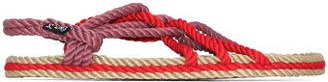 Nomadic State of Mind JC rope strap sandals