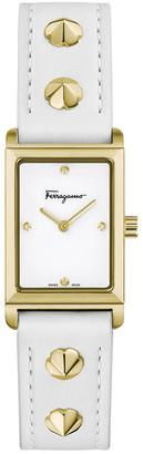 Salvatore Ferragamo Women's Fiore Studs Watch
