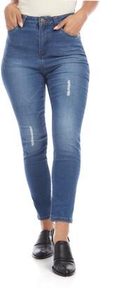 Karen Kane High Waist Jeans