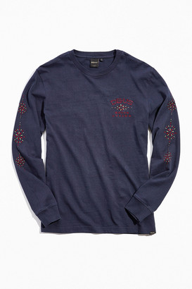 Deus Ex Machina Solia Embroidered Long Sleeve Tee