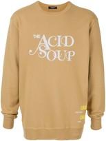 Undercover The Acid Soup sweatshirt