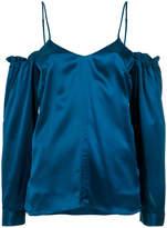 Tufi Duek cold shoulder blouse