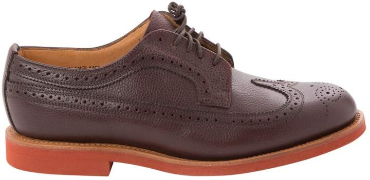 Mark McNairy Leather lace ups