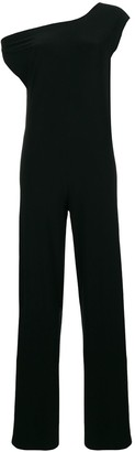 Norma Kamali tailored fitted jumpsuit