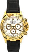 Rolex Pre-Owned 40mm Men's 18k Daytona Chronocgraph Watch